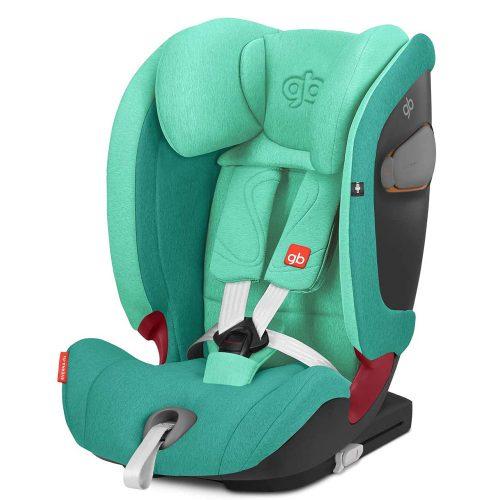 Seggiolino Auto per Bambini Everna Fix Laguna Blu Cybex – 619000343