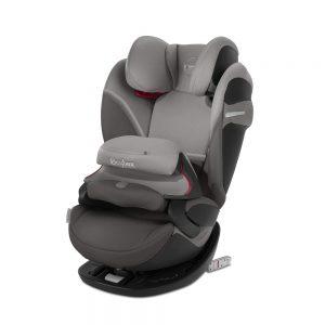 Seggiolino Auto per Bambini Pallas S-Fix Soho Grey Cybex - 520000557