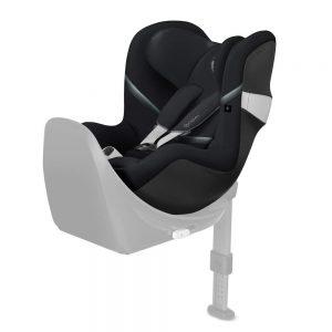 Seggiolino Auto per Bambini Sirona I-Size M2 Deep Black Cybex - 520000417