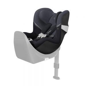 Seggiolino Auto per Bambini Sirona I-Size M2 Granite Black Cybex - 520000447