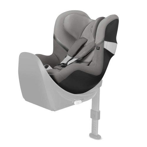 Seggiolino Auto per Bambini Sirona I-Size M2 Soho Grey Cybex – 520000413