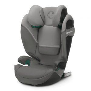 Seggiolino Auto per Bambini Solution S I-Fix Soho Grey Cybex - 520002420