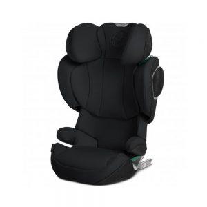 Seggiolino Auto per Bambini Solution Z I-Fix Deep Black Cybex - 520002390