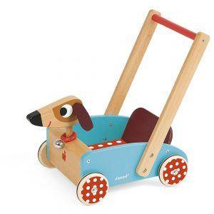 Carrello Crazy Dog in Legno Janod - JO5995