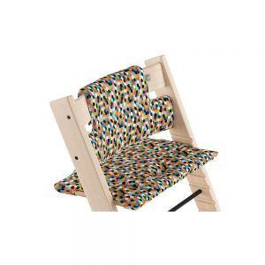 Cuscino per Sedia Tripp Trapp Honeycomb Happy Stokke - 100360