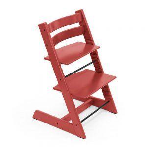 Sedia per Bambini Tripp Trapp Warm Red Stokke - 100136