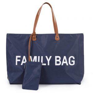 Borsa Family Bag Blu Childhome - CWFBNA