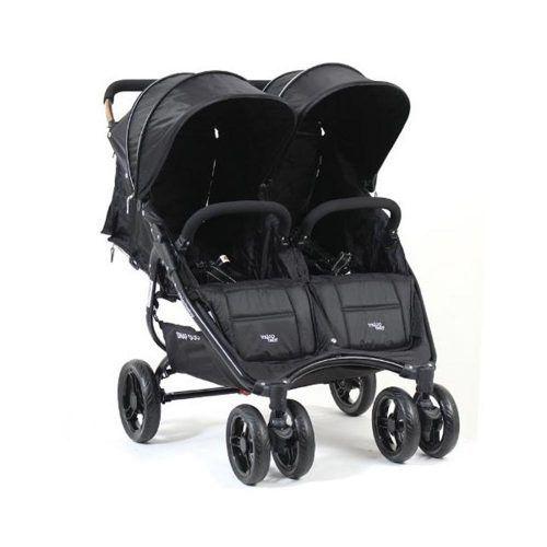 Passeggino Gemellare Snap Duo Lx Nero Valco Baby – N9680