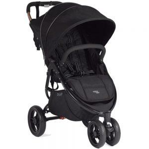 Passeggino per Bambini Snap 3 Nero Valco Baby - N9659
