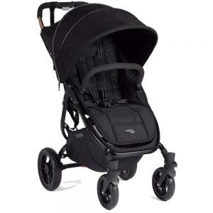 Passeggino per Bambini Snap 4 Nero Valco Baby - N9661