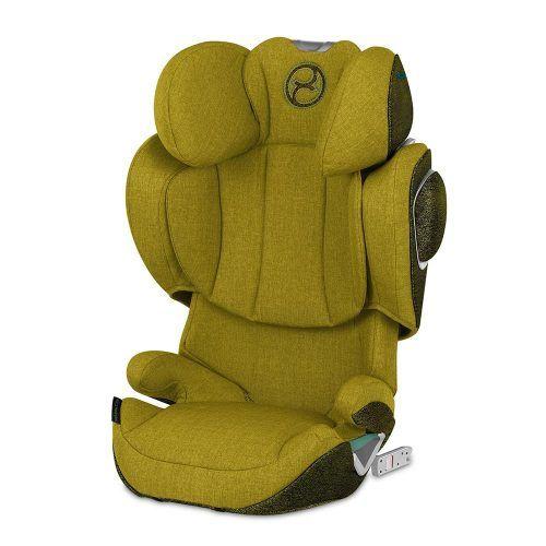 Seggiolino Auto per Bambini Solution Z Fix Mustard Giallo Cybex – 5200002398