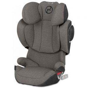 Seggiolino Auto per Bambini Solution Z Fix Soho Grey Cybex - 520000630