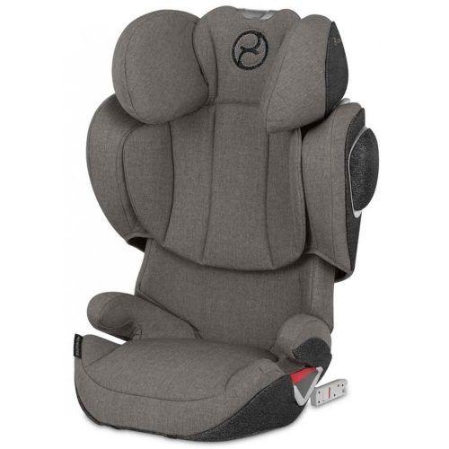 Seggiolino Auto per Bambini Solution Z Fix Soho Grey Cybex – 520000630