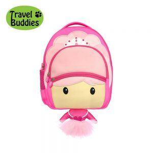 Zainetto per Bambini Ballerina con GPS Travel Buddies - TB118B