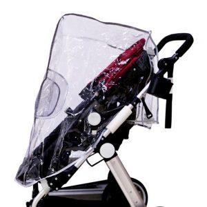Parapioggia Universale per Passeggino Safety Baby - 3507460140491