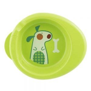 Piatto Pappacalda Verde Chicco - 16000300000