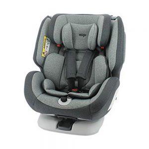 Seggiolino Auto Bambini Migo One 360° Isofix Grey Nania - 260830