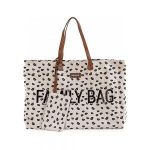 Borsa Family Bag Leopardata Childhome - CWFBLEO