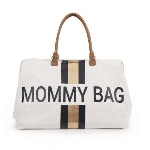Borsa-Fasciatoio-Mommy-Bag-Nera-e-Oro-Childhome---CWMBBCOBL