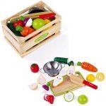 Maxi Set Frutta e Verdura da Affettare Janod – J06607