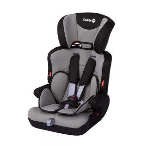 Seggiolino Auto Gr. 1/2/3 Ever Safe Grigio Safety 1st - 8512652001