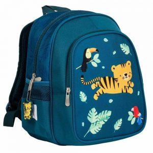 Zainetto Scuola Bambino Tigre A Little Lovely - BPJTGR41
