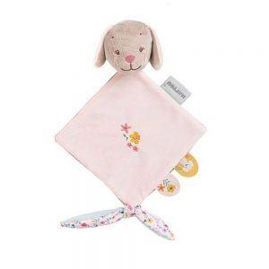 Mini Doudou Lali Cane Rosa Nattou - 19600146