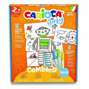 Puzzle Combino Robots Carioca Baby - 42896