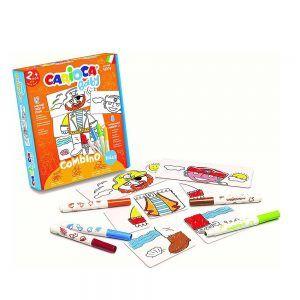 Puzzle Combino Talenti Carioca Baby - 42895