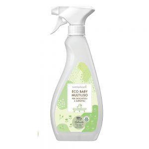 Spray Igienizzante Multiuso Eco Baby per Giocattoli e Superfici 500ml Natinaturali - SAP401269