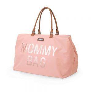 Borsa Fasciatoio Mommy Bag Rosa Childhome - CWMBBP