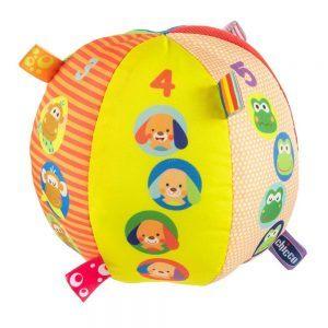 Palla Musicale Multicolore Chicco - 10058000000