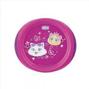 Piatto Fondo 44 Gatti Rosa Chicco - 10020100000