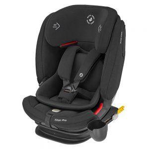Seggiolino Auto per Bambini Titan Pro Authentic Black Maxi Cosi - 8604671110