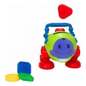 Robot mangia formine Parlante Vitamina G Globo - 2186