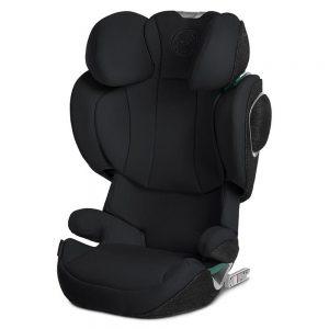 Seggiolino Auto Solution Z I-Fix Plus Deep Black Cybex - 520002389