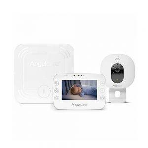 Audio Monitor Digitale Movimenti e Suoni con Monitor e Sensore Wireless Angelcare Foppapedretti - AC327