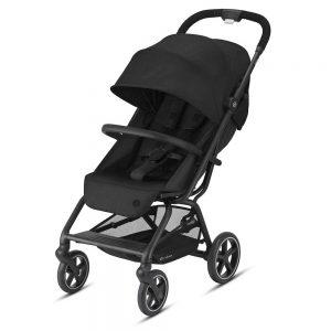 Passeggino per Bambini Eezy S 2+ Deep Black Cybex - 520001717