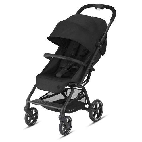 Passeggino per Bambini Eezy S 2+ Deep Black Cybex – 520001717