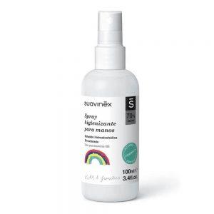 Spray Igienizzante Mani 100ml Suavinex - 307375