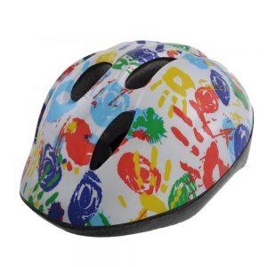 Casco da Bicicletta per Bambini Helmet Bianco Bellelli - 01HEL050039