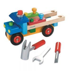 Camion Attrezzi Brico Kids Janod - J05022