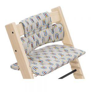 Classic Cushion Robot Grigio Cuscino per Sedia Tripp Trapp by Stokke - 100369