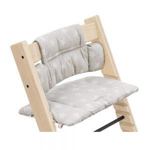 Classic Cushion Stelle Argentate Cuscino per Sedia Tripp Trapp by Stokke - 100370