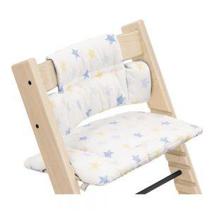 Classic Cushion Stelle Multicolore Cuscino per Sedia Tripp Trapp by Stokke - 100372