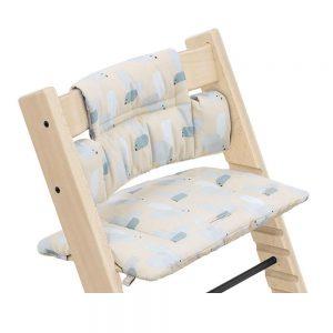 Classic Cushion Uccellini Blu Cuscino per Sedia Tripp Trapp by Stokke - 100371