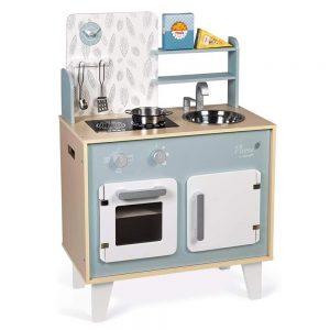 Cucina per Bambini in Legno Plume Janod - J06608