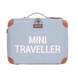 Valigia per Bambini Mini Traveller Grigia Childhome - CWSCKGR