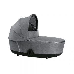 Navicella Lux Plus Mios Manhattan Grey Cybex Platinum - 519004183
