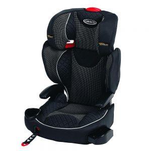 Seggiolino Auto Bambini Affix Nero Graco - 8M99STZE